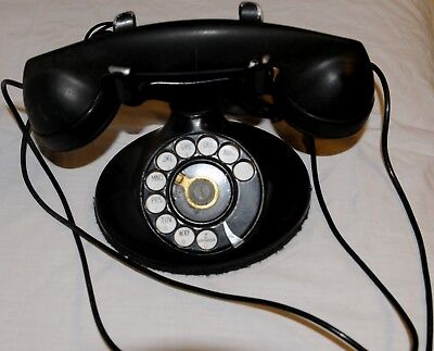 Telephone/Desk Oval Working Antique ~ 1920s-30s 12197 Vintage NORTHERN ELECTRIC