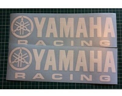 Yamaha Racing Decals 200mm Sticker Track day Race Graphics