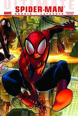 Ultimate Spider-Man: World According to Peter Parker Bendis Lafuente 2010 HC