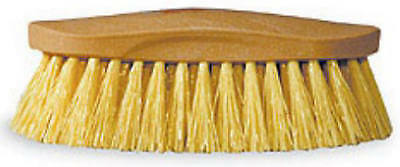 Rice Root Grooming Brush, Stiff, Synthetic, 2 x 8-1/2 x 2-3/8-In.