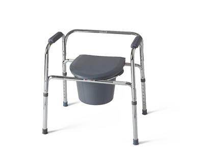 3-In-1 Steel Commode - $ 175.00