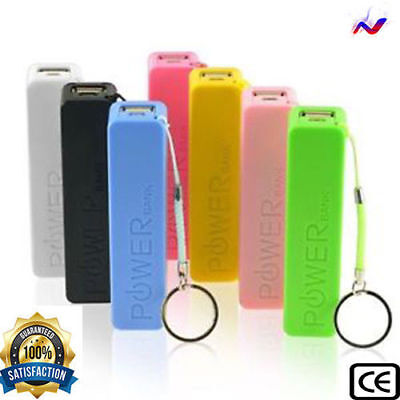 External 1200 mAh Power Bank Pack Portable USB Battery Charger For Mobile Phone