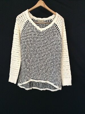 Women's Urban Day Sweater 100% Cotton Size M/L