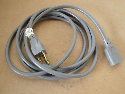 "Celestron C8 7ft 6"" 18/3 Oval PH 163 Vintage Power Cord-Grey"