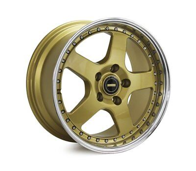 VW MULTIVAN WHEELS PACKAGE: 17x8.5 17x9.5 Simmons FR-1 Gold and Michelin Tyres