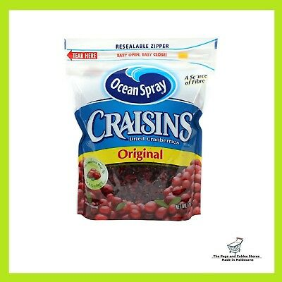 Ocean Spray Craisins Dried Cranberries 1.36kg