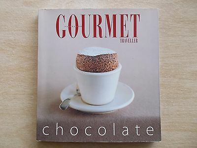 Australian Gourmet~Chocolate~Recipes~Cookbook~128pp quarto P/B~2003~