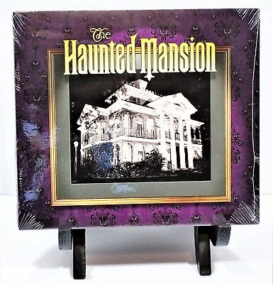 Walt Disney World The Haunted Mansion CD Music BRAND NEW Sealed