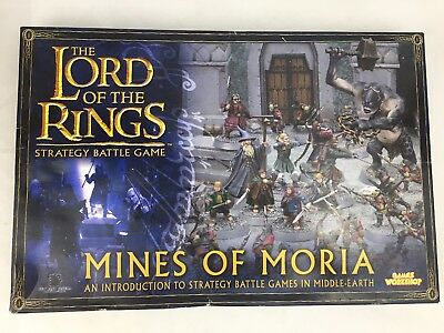 The Lord of the Rings - Strategy Battle Game - Mines of Moria - Unused -