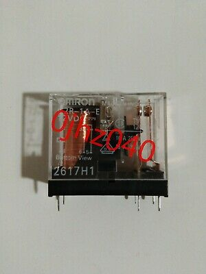 1PC New G2R-1A-E G2R1AE Lot of 10pcs Omron Relay Brand in box