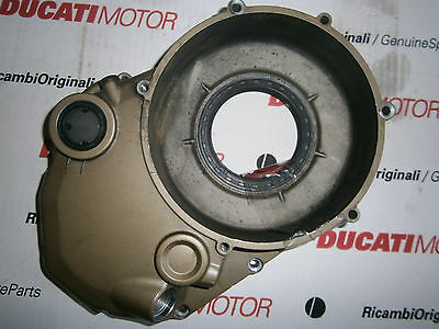 Ducati Hypermotard 1100 Kupplungsdeckel Motordeckel clutch engine cover 53-273