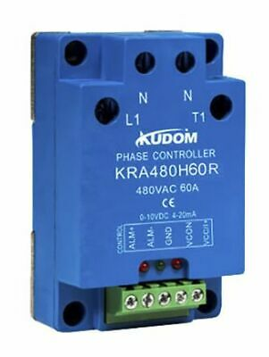 Kudom 60A Panel Mount Voltage Regulator Module Scr 0-10Vdc