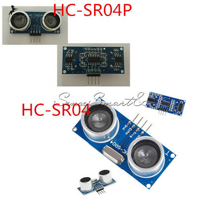 HC-SR04 HC-SR04P Ultrasonic Module Distance Measuring Sonar Sensor for Arduino S