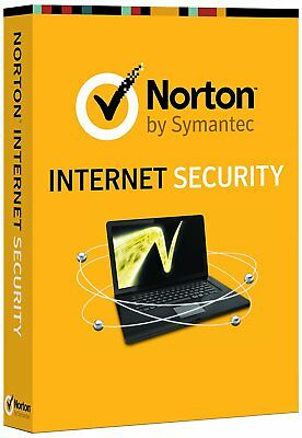 Norton Internet security - 3 Month Code - 1PC - Global Key Fast Delivery