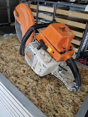 "Tested Pre-Owned Stihl TS760 14"" Concrete Cut-Off Saw - Free Shipping!"