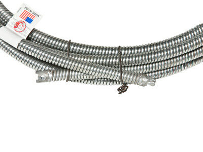 Spartan Tool .66 x 50' Drain Snake Cable for 1065 & 2001 Drain Cleaner 44053502