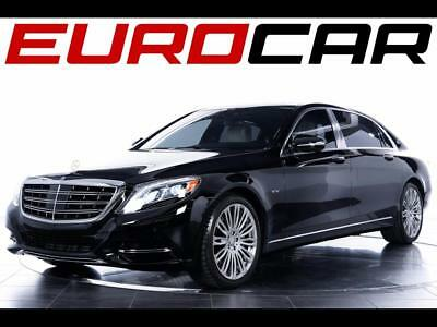 2016 Mercedes-Benz S-Class Maybach S600 ($190,135.00 MSRP) 2016 Mercedes-Benz Maybach S600 - $190,135.00 MSRP, RARE WHITE INTERIOR!!