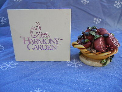 "Lord Byron's Harmony Garden"" Pomegranate"" 1999 Mint never displayed"
