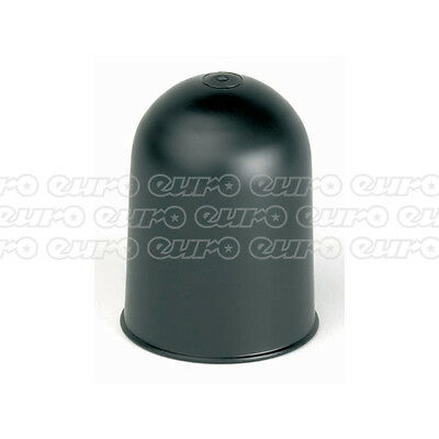 Ring Automotive RCT700 Tow Ball Cover Plastic Black Towing Trailer Caravan