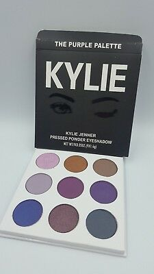 Kylie Jenner Cosmetics Fall Edition 2017 Purple Palet