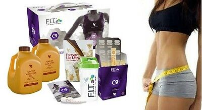 FOREVER LIVING Clean C9  9 giorni detox GUSTO VANIG/CACAO