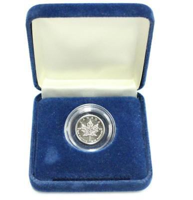 Canada 1993 Platinum Maple Leaf coin 1/10th Ounce Gem Uncirculated MS65+