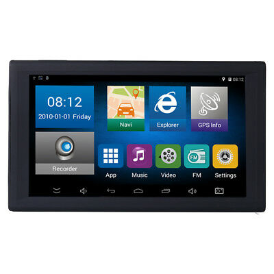 9 Inches Tft Android Car 8Gb Bluetooth Wifi Dvr Auto Hd Monitor Screen With Map