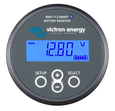 Victron BMV-712 Battery Monitor with Built-In Bluetooth - FREE Priority Shipping