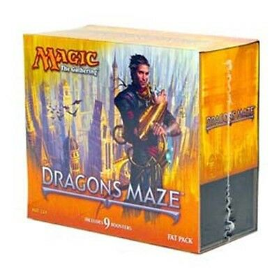 MAGIC THE GATHERING CCG - Dragon's Maze Cards Fat Pack (WOTC) #NEW