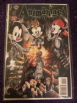 "Animaniacs DC Comic No.19 NOV 96"" MIRAN KIM MINT Collectors Edition The Y Files"""