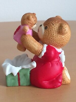 """Lucy Rigg~Lucy and Me Bear """"A Perfect Christmas Gift"""""""