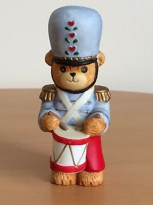 """Lucy Rigg~Lucy and Me Bear """"Toy Soldier with Drum"""""""