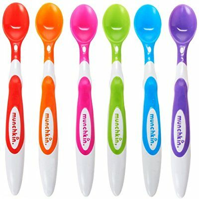 Munchkin Soft-Tip Infant Spoon 6 Count