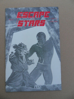 Escape To The Stars 4 .(vol 1) J. Lyle . Visionary Graphics 1985 . VF