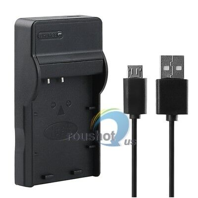 LP-E17 Camera USB Battery Charger For Canon EOS 760D 750D M3 Battery