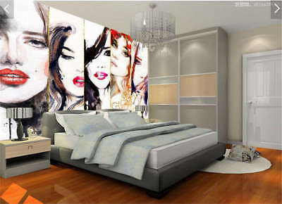 Quiet Vibrant Beauty 3D Full Wall Mural Photo Wallpaper Printing Home Kids Decor