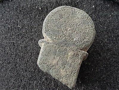 Nice rare Villa site find bronze handle part off eating utensil L38L