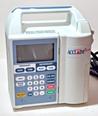 Hospira Acclaim Encore IV Infusion Pump