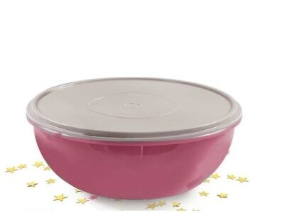 Tupperware Super Bowl Salad 24 Cup - Free Fast Shipping