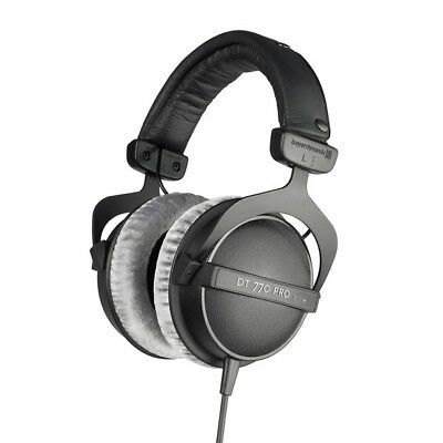 Beyerdynamic DT770 Pro Studio Monitoring Headphones (80 Ohm version)