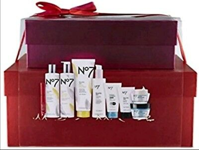 No7 Ultimate Collection Beauty & Skincare Gift Set RRP:£75.00
