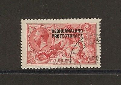 BECHUANALAND 1920 SG 89 Fine USED Cat £275 .