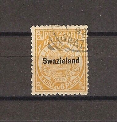 SWAZILAND 1898/90 SG 7 USED Cat £475
