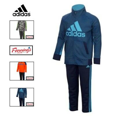 *NEW* Adidas Kids' 2-piece Boy's Activewear Set Variety Size and Color