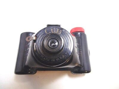 Vintage Cub Promotional Pepsodent Camera