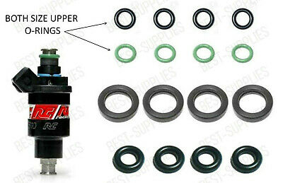 FUEL INJECTOR SEAL / O-Ring Kit for RC Engineering Fuel Injectors for Honda