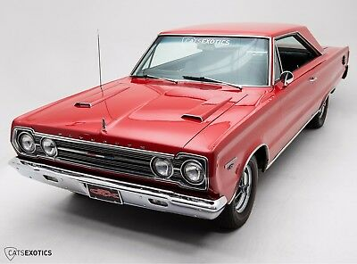 1967 Plymouth GTX  Matching Numbers Motor/Transmission - New Interior - Power Steering/Brakes -