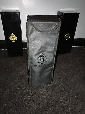 ACE OF SPADES Rare CHAMPAGNE BOTTLE Case BOX (Empty)