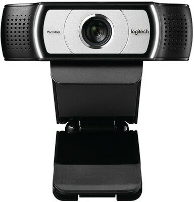 Logitech C930E 1080p HD Webcam with USB Connection