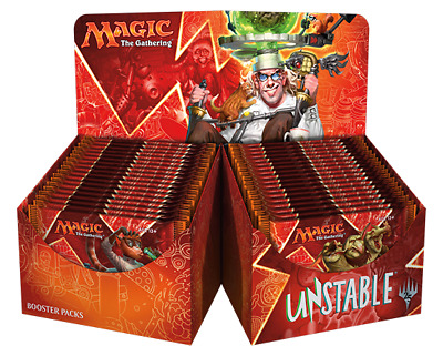 MTG Magic the Gathering Unstable Booster box